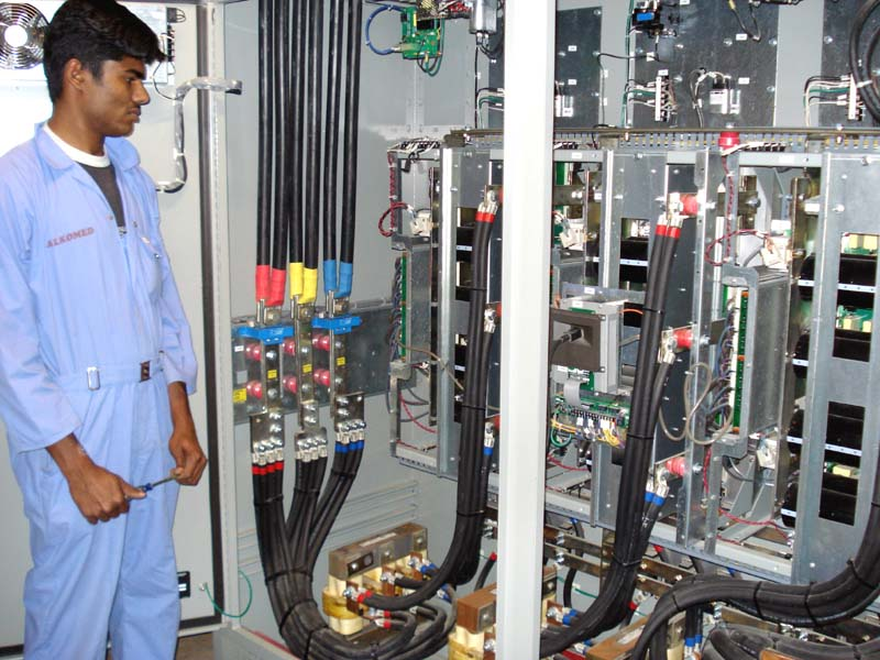 Electrical Engineering Projects : Alkomed engineering services w l kingdom of bahrain